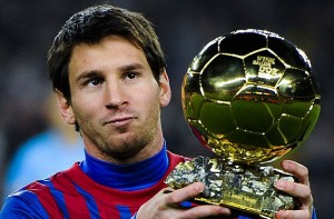 Messi tak Layak Menangi Ballon d'Or